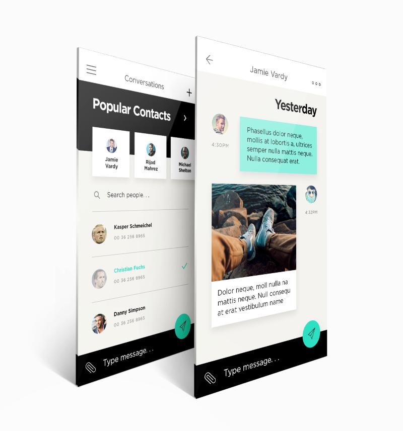 unSend - Messaging App