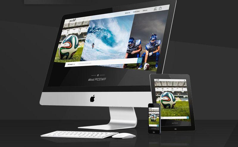 Sports Photography Platform