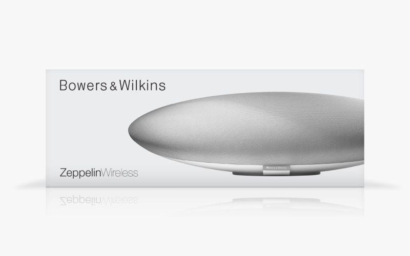 Bowers & Wilkins – New Media Packaging