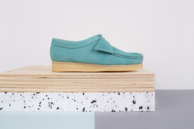 Clarks Originals SS16 Mens Still Life