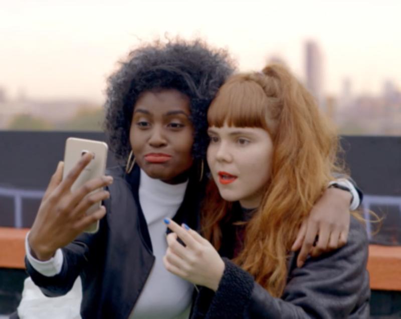 Samsung - Sunset Selfie