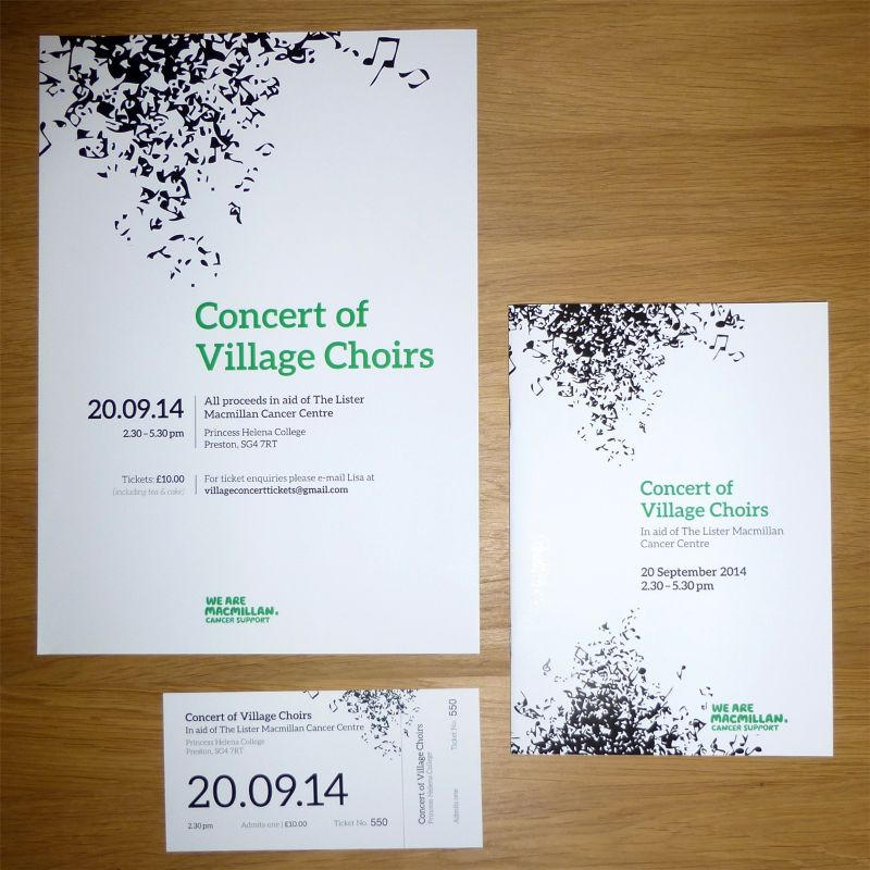 Macmillan concert