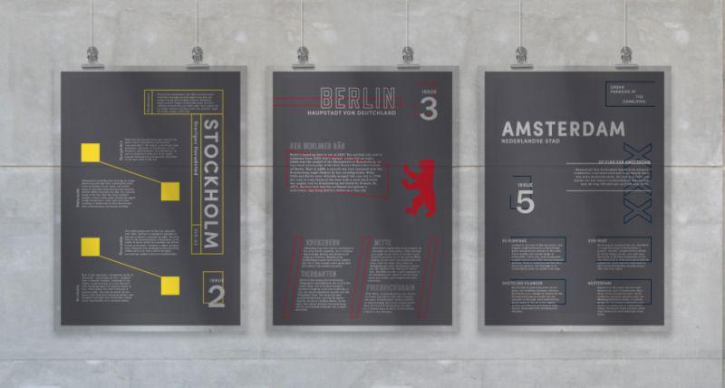 Typographic City Posters