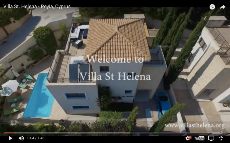 Villa St Helena Travel Campaign