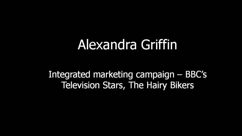 An integrated Campaign - The Hairy Bikers
