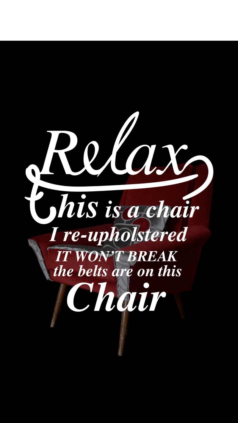 Craft Chair