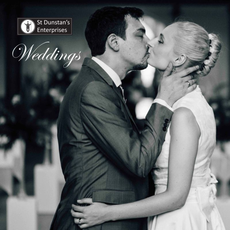 St Dunstan's Enterprises Weddings