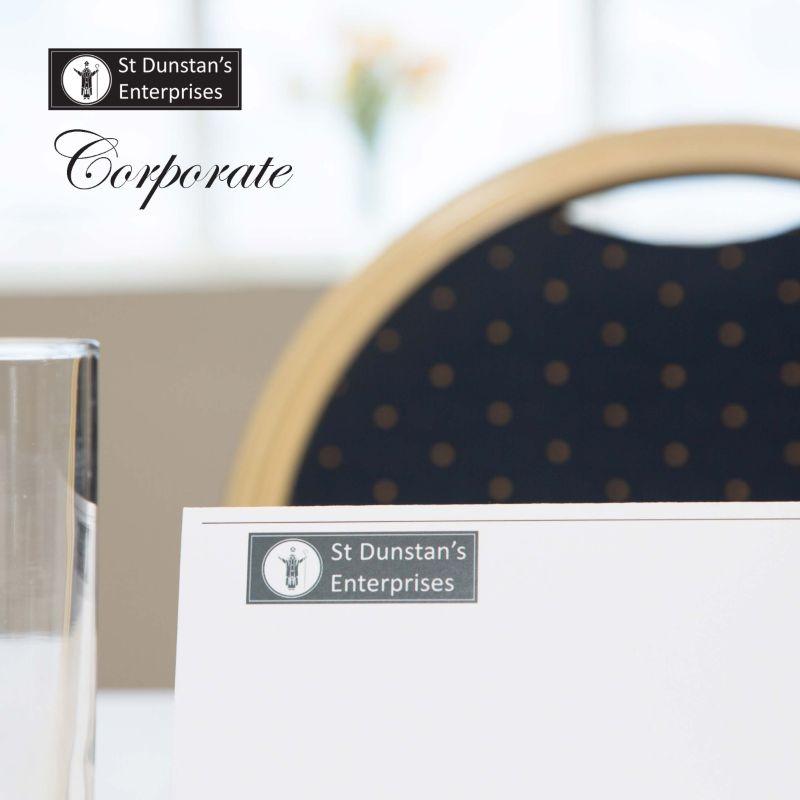St Dunstan's Enterprise Corporate