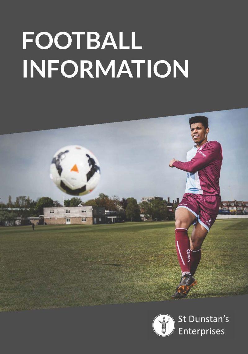 St Dunstan's Enterprises Football