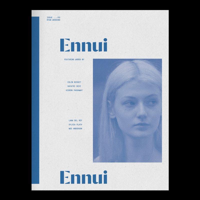 Ennui Newspaper