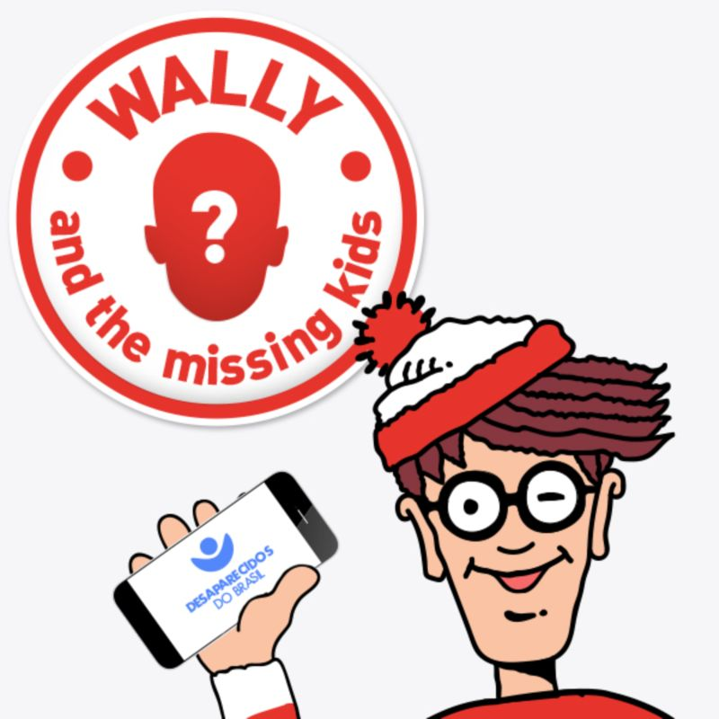 Wally & The Missing Kids.