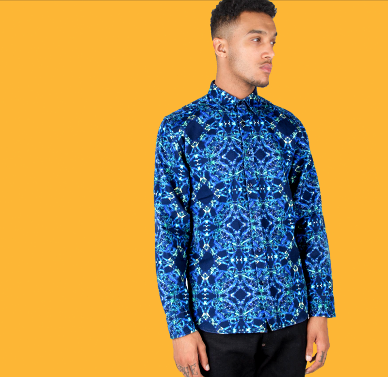 Menswear Print For Illustrated People @ Urban Outfitters / Topman / Asos