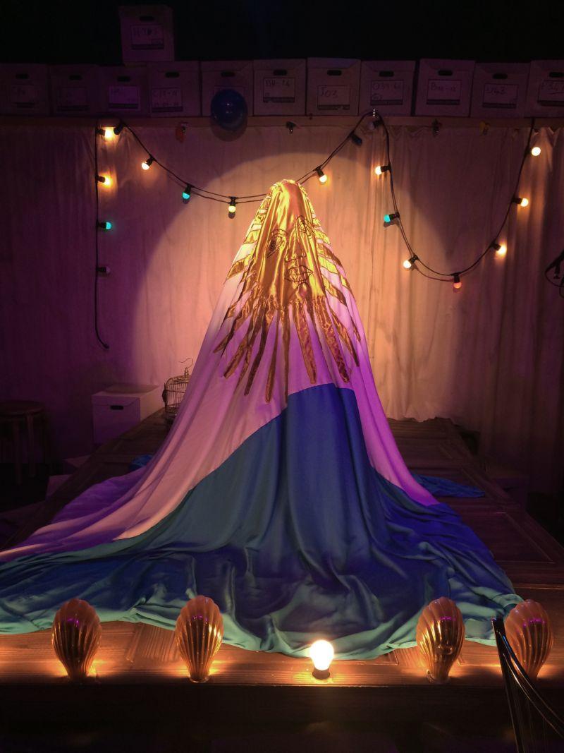 Southwark Playhouse, Cabaret Show Prop Design