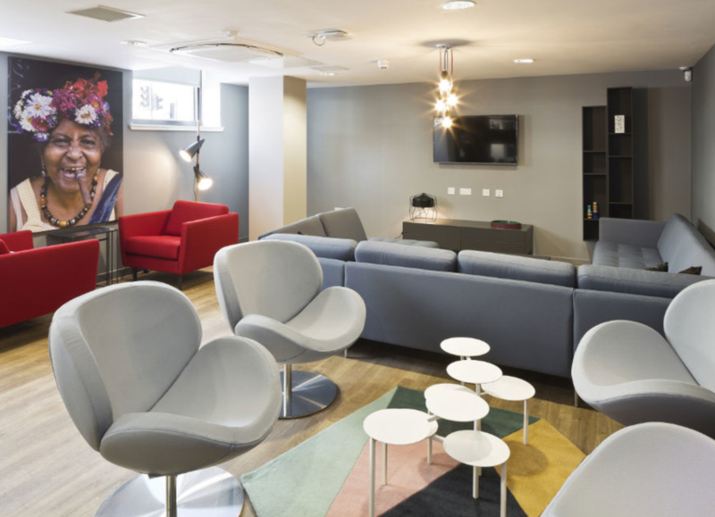 Clifton House Student Accommodation 2015