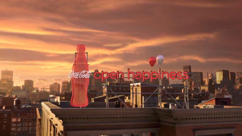 """Coca-Cola """"Building"""" Commercial"""