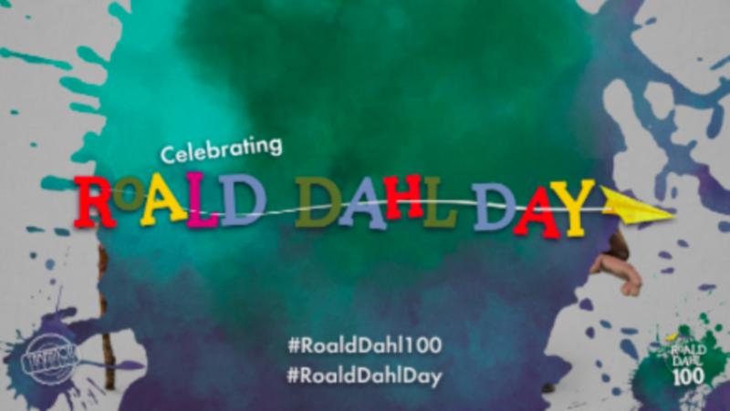 Happy 100th Birthday Roald Dahl!