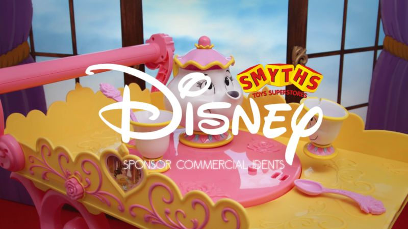 Smyths Toy Superstore - Beauty And The Beast Ident