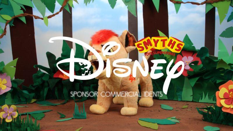 "Smyths Toy Superstore ""The Lion Guard"" Sponsor Ident"