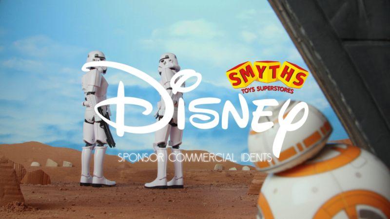 """Smyths Toy Superstore """"Star Wars"""" Sponsor Ident"""