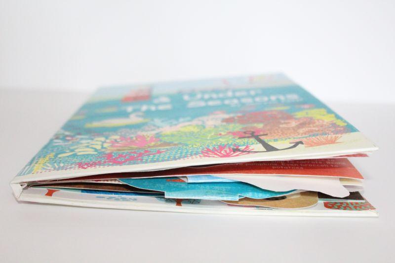 Under & Over Book Design