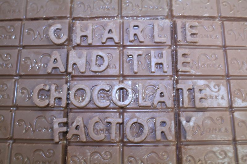 Charlie & the Chocolate Factory