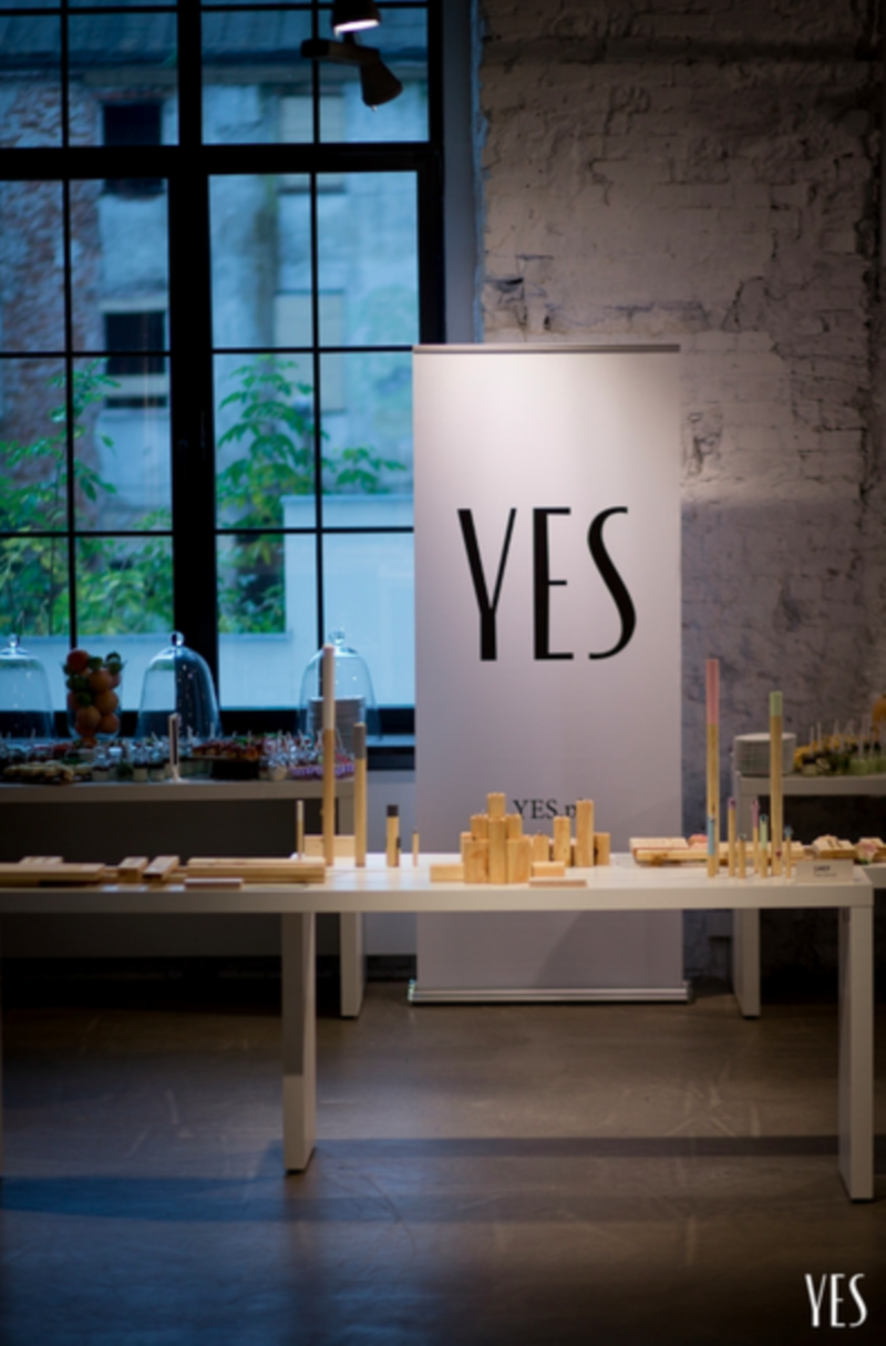 YES 2014/2015 Collections Press Day