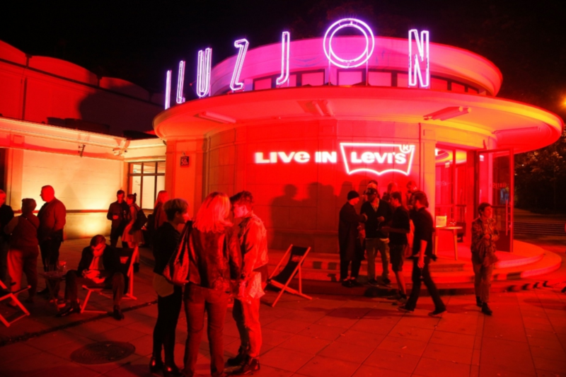 LIVE IN LEVI'S® launch 2014