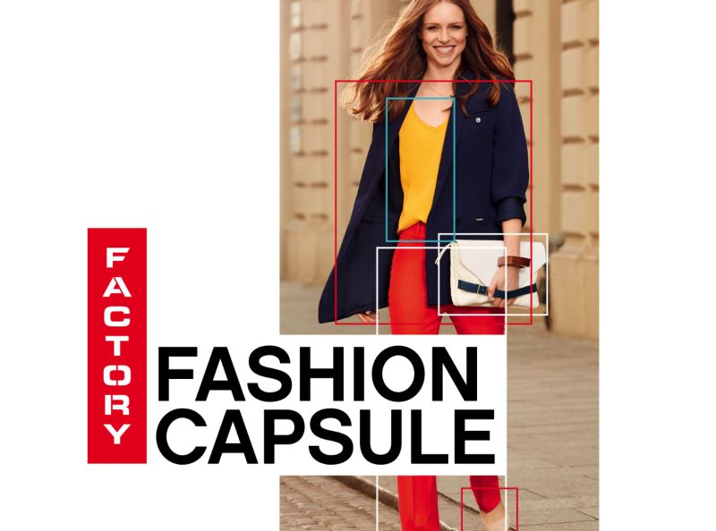 FACTORY FASHION CAPSULE project for Factory Outlets Poland 2016