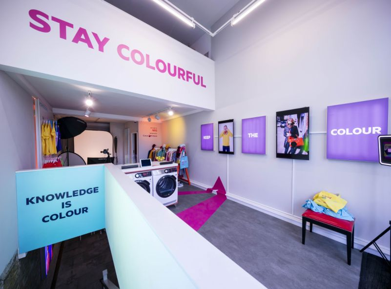 Currys PC World and AEG - #StayColourful