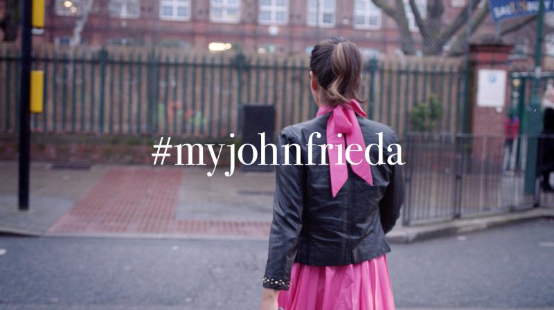 #MyJohnFrieda