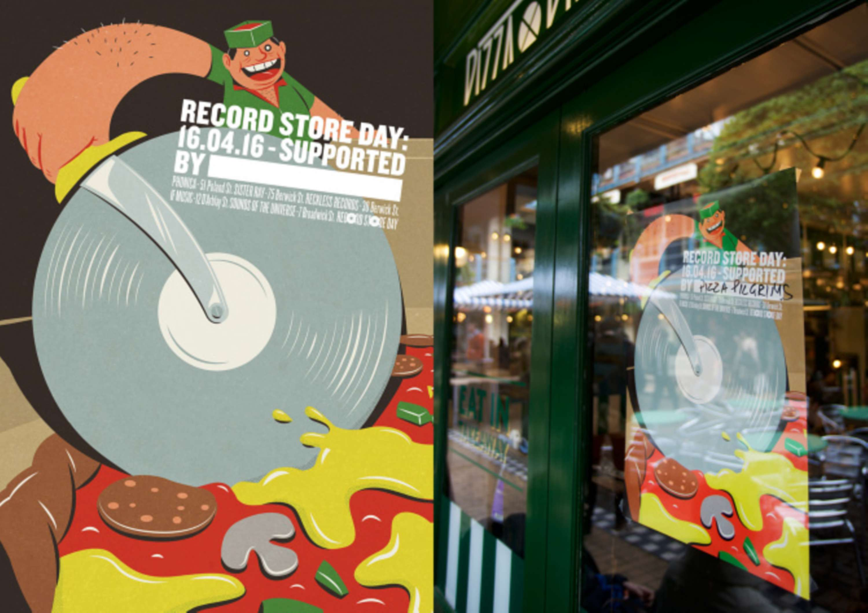 Record Store Day   The Dots