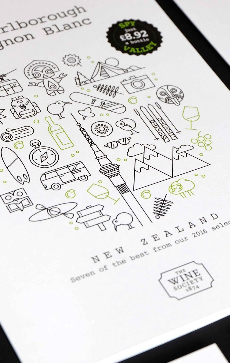 The Wine Society Direct Mail
