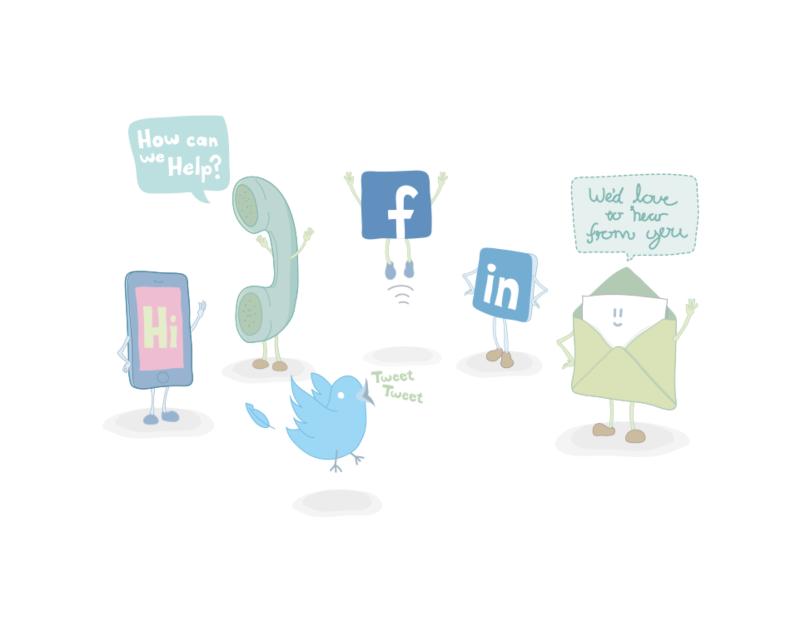 Vetsure Corporate Illustrations