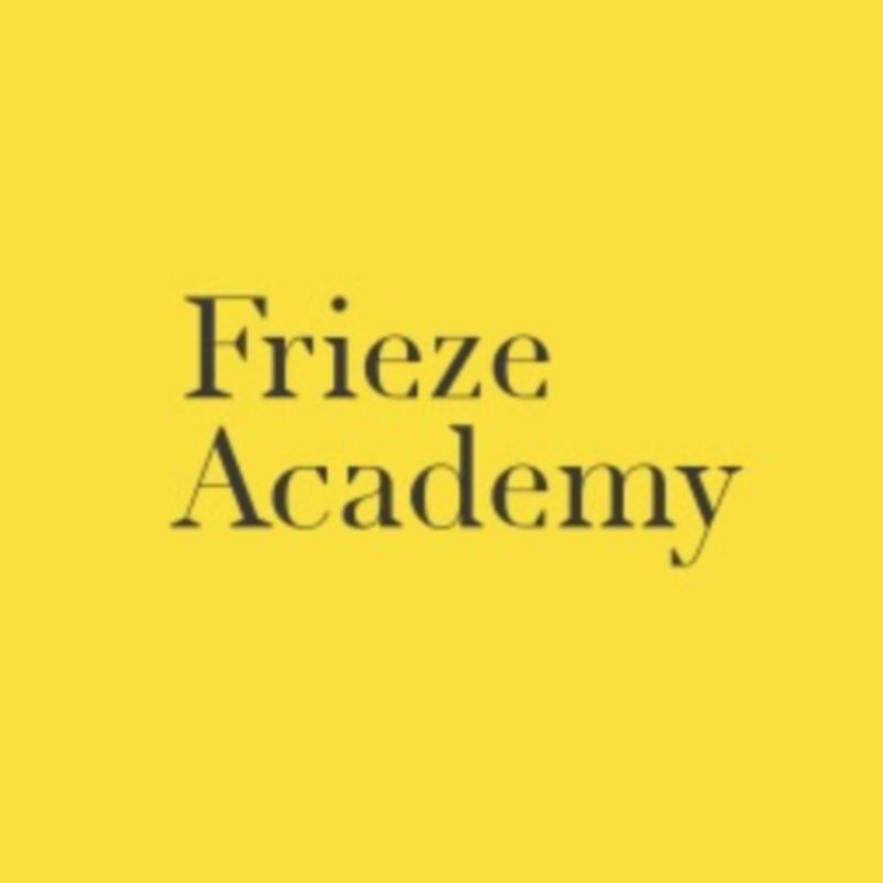 Frieze Academy: Curatorial Voices