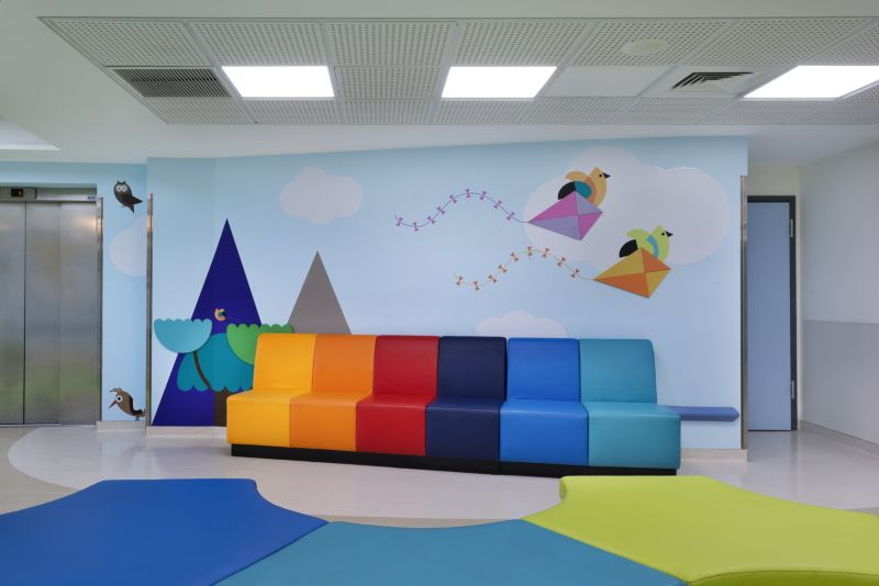 Shaare Zedek Children's Ward, 2016