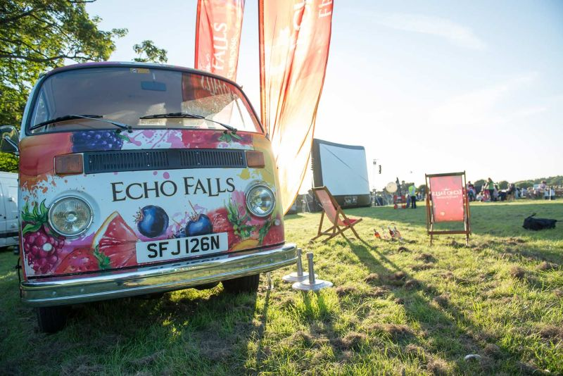 Echo Falls - Luna Tour