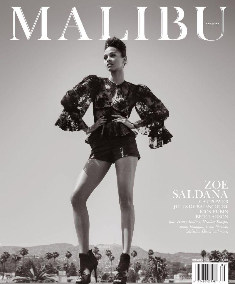 Malibu Magazine, August/September 2012