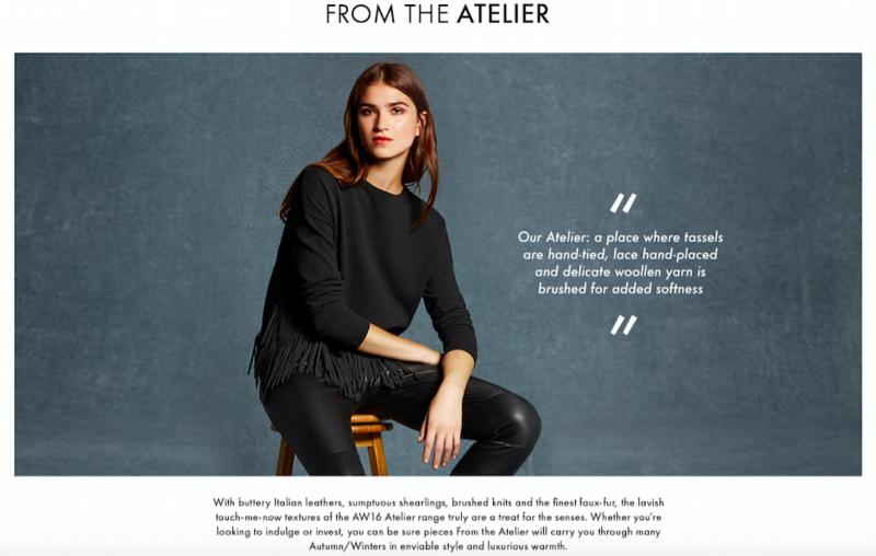 Karen Millen: Style Bible, Newsletters & Web Copy