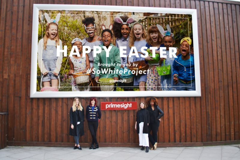 #EasterSOwhite