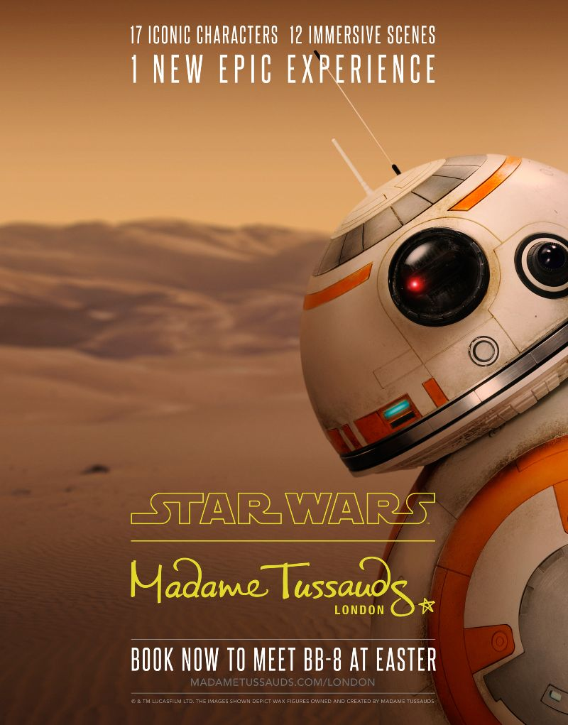 Madame Tussauds - Star Wars
