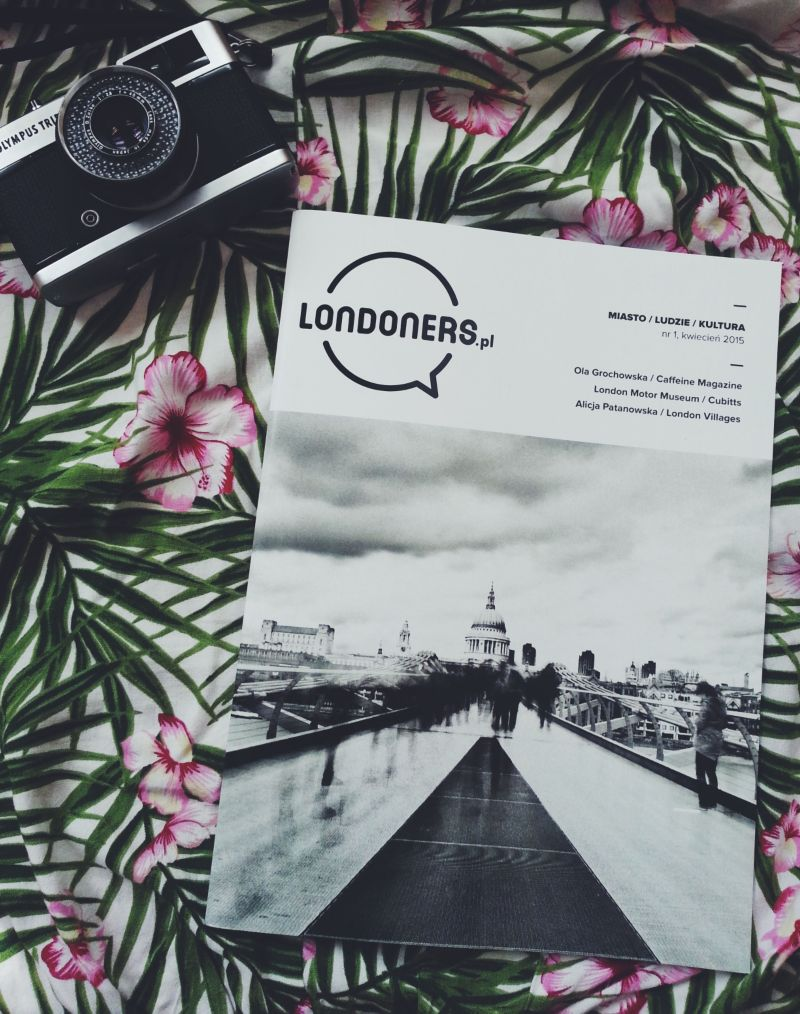 Londoners.pl - magazine about London