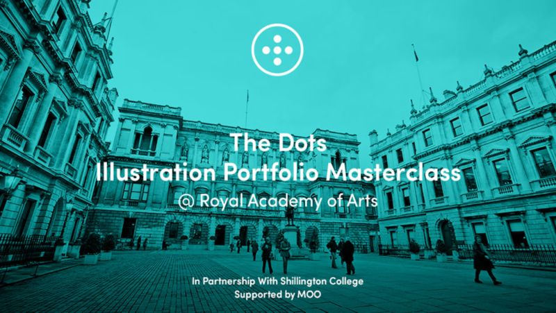 The Dots: Illustration Masterclass Evening - part 1