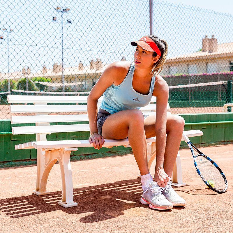 Garbiñe Muguruza for adidas Tennis