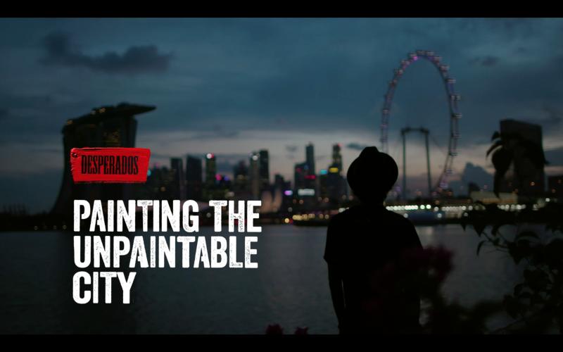 Desperados – Painting the Unpaintable City