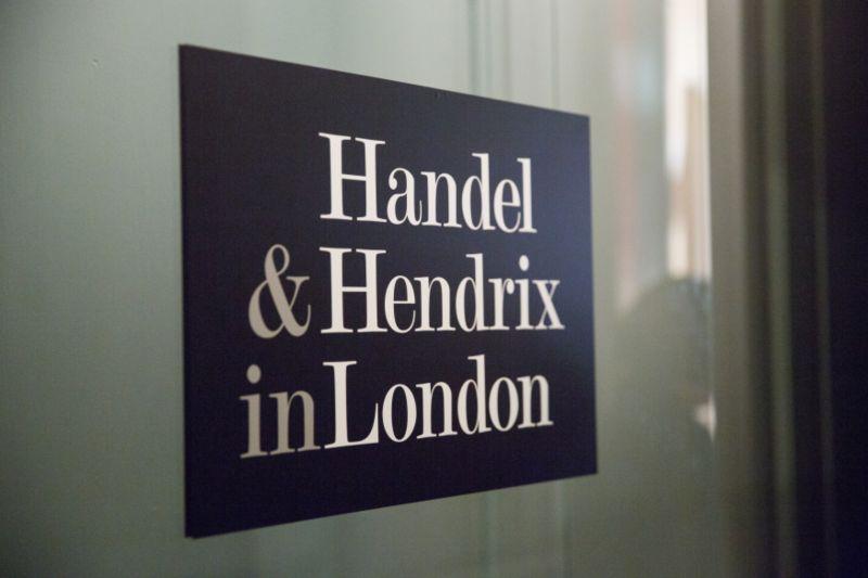 Launching Handel & Hendrix in London