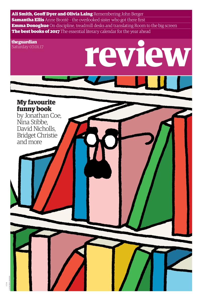The Guardian Review / My Favourite Funny Book