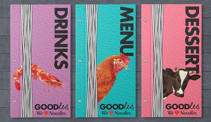 Goodles Branding