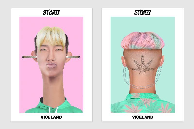 Stoned, Viceland – Identity