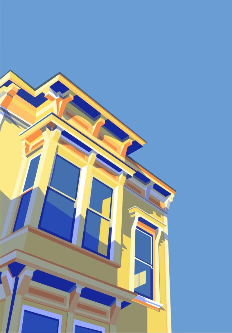 Shades of San Francisco