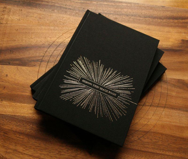 OXBOW • THIN BLACK BOOK